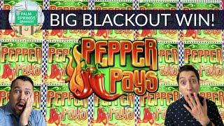 YOU MUST TRY Hot Hit Pepper Pays we couldn't believe how much the bonus paid us!