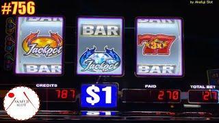 Handpay Jackpot High Limit Slot WinBlack Diamond Slot, Blazin Gems Slot, Max Bet $27 赤富士スロット あかふじ