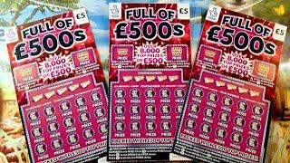 WE HAVE OVER £200 SCRATCHCARDS .FULL OF £500..GOLD 7s..WIN ALL..SPIN £100 & GAMES & RAFFLE PRIZES