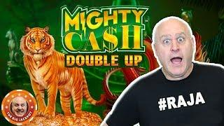•HIGH LIMIT MIGHTY WIN! •Mighty Cash Double Up PAYS OUT! •