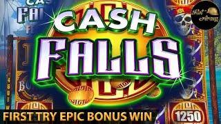 ️FIRST TRY CASH FALLS️PIRATE TROVE BIG BET BIG WIN | Money Frog | SHI SHI SHUN BONUS MACHINE