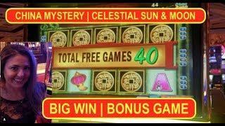 CHINA MYSTERY | CELESTIAL SUN & MOON | BIG WINNER | HIGH LIMIT SLOTS |