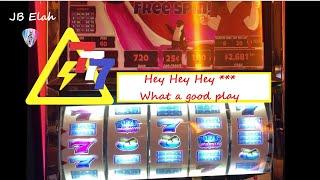 FREE RED SPINS $$$ Polar High Roller .25 cents 9 Line JB Elah Slot Channel Choctaw- My BEST to you