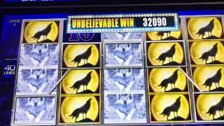 Big Win at Kickapoo Lucky Eagle Casino