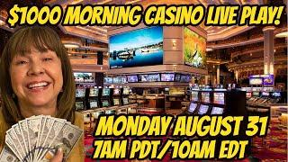 $1000 Casino Slot Live Play