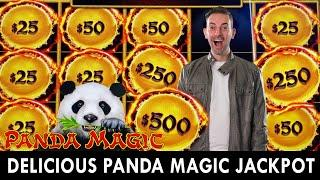 MASSIVE FIREBALL JACKPOT  Panda Magic Bonus Time