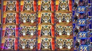 STACKS ! STACKS ! STACKS ! SURPRISED HUGE WINNING !! BIG 5 SAFARI / KING STACKS Slot (IGT)彡栗スロ