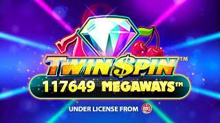 Twin Spin MegaWays Slot by NetEnt