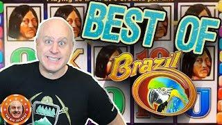 Best of Brazil! Some of My Favorite WINS! | The Big Jackpot