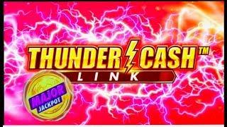 ️NEW SLOT 1ST ATTEMPT THUNDER CASH LINK EMPRESS OF THE PYRAMIDS HANDPAY & MAJOR JACKPOT $25 SPIN️