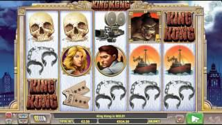 King Kong - Onlinecasinos.Best