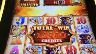 Buffalo Gold $200 Challenge SLOTMANJACK VS VEGAS MONKEY CHALLENGE #4!
