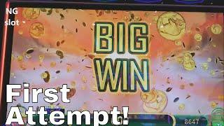 NEW SLOT  Midnight Stampede Slot Machine  Bonuses Win  Big Win  !! Live Play