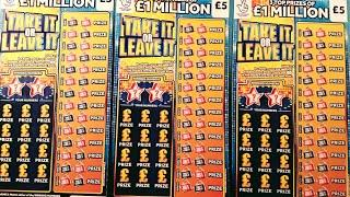 BIG SCRATCHCARD  GAME...£200....FULL £500s..GOLD 7s..WIN ALL..LUCKY NUMBERS