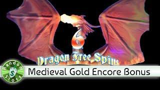 Medieval Gold slot machine, Encore Bonus