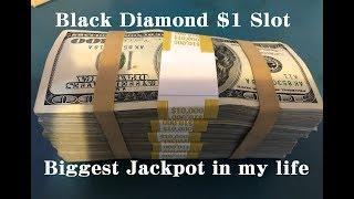 Tremendously Jackpot•Black Diamond - Handpay• HOTTER than BLAZES Slot @ San Manuel Casino