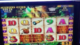 $5 BET  DAY after LAS VEGAS - BONUS WIN KONAMI High Limit Casino Machine  Sizzling Slot Jackpots