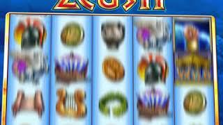 Zeus II w/ Super Hot Respin - Jackpot Party Casino Slots - 4x5 20sec