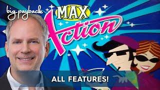 Max Action Slot - THIS SLOT WOULD NEVER BE MADE TODAY!