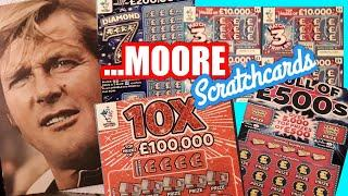 10X Cash..Match 3 Tripler..Diamond 7s Doubler Scratchcards and.Full £500. CHRISTMAS CASH