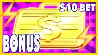 $10/SPIN Bonus x2 on ️ Lightning Link ️ High Stakes High Limit Slots