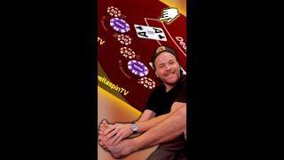 HUGE Bets on Multi-Hand Blackjack! #shorts