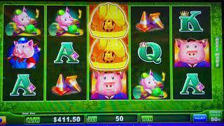 Huff And Puff Lightning Link - High Limit Slot Play - Seminole Hard Rock Tampa