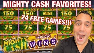 MIGHTY CASH!!  | Phoenix, Outback Bucks & Las Vegas WINS!!!   | EEEEE!!!!