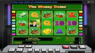The Money Game!  free slots machine game preview by Slotozilla.com