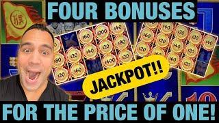 ️$20 BET DRAGON LINK MAJOR JACKPOT HANDPAY!!! | Airplane ️ & High Limit Diamond Queen!!