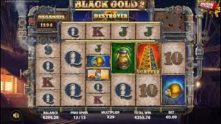 Black Gold 2 Megaways - BIG Wins During Free spins!