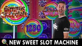 NEW  SWEEEEEEET Slot Machine  Coushatta Casino in Louisiana