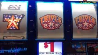JACKPOT LIVE Handpay GOLDEN PIGS Max $27+ Triple Double Diamond 9Line, Wild Stallion & Bonus Times