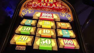 OSS In Atlantis Day 2 *High Limit* $30/spin Top Dollar $15/spin Tabasco & Triple Stars