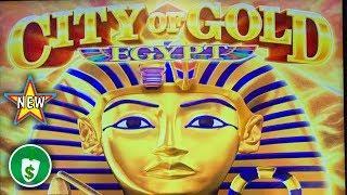 •️ New - City of Gold Egypt slot machine, bonus of sorts