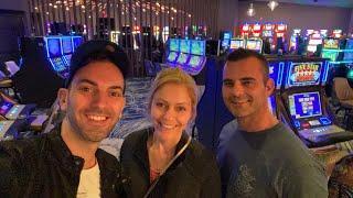 LIVE SLOTS with Family  San Manuel Casino l BCSlots.com
