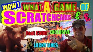 •Wow!•What a Game.•LUCKY LINES•EXCLUSIVE•LUCKY LINES.•FAST 50 & more.LUCKY LINES(night classic