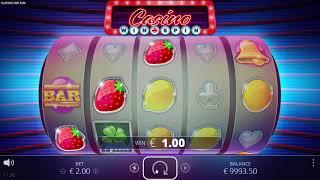 Casino Win Spin slot from Nolimit City - Gameplay