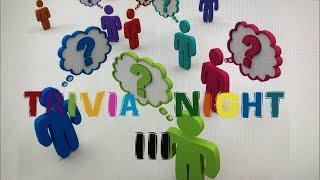 Thursday Night Trivia - LIVE Show #47