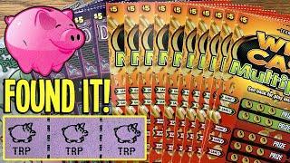 $100 NEW TICKETS!   10X Wild Cash Multiplier  5X Double Diamond  TEXAS Lottery Scratch Offs