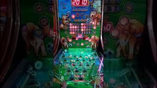Premiasos en la Máquina Pinballs de 6 Pelotas   Jugando x40, x50 y x60
