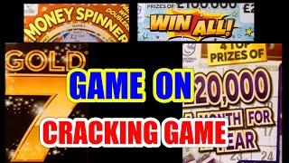 """SUPER SUNDAY GAME ..""""GAME ON""""..LOTS OF SCRATCHCARDS & RAFFLE"""
