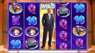 STEVE HARVEY: BACK FOR MORE! Video Slot Casino Game with a BACK FOR MORE FREE SPIN BONUS