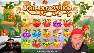 SLOT ONLINE - Proviamo la RAINBOW WILDS