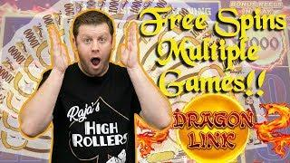 Good Luck Brian HITS BIG on Dragon Link and Fortune Coin