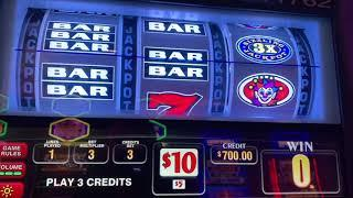 Sizzling Wilds $30/Spin & Crazy Winners $30/Spin - High Limit Slot Play