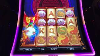 Bonus Wins on Celestial Moon Riches Slot (Max Bet)
