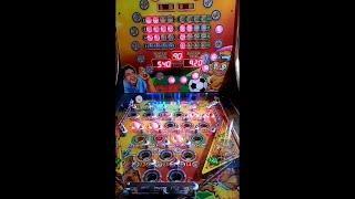 Vaciada a la máquina pinball de 5 Pelotas   Apostando por 9️⃣  Uno de mis mejores Juegos
