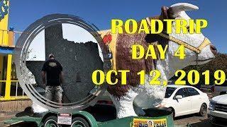 Roadtrip to Las Vegas Day 4 Oct 12, 2019