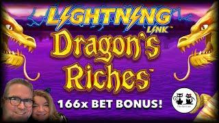 LIGHTNING LINK DRAGON'S RICHES  DRAGON LINK GOLDEN CENTURY